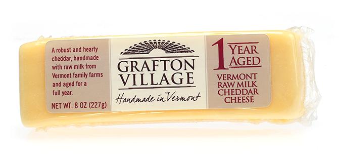 1 year Aged Cheddar Cheese